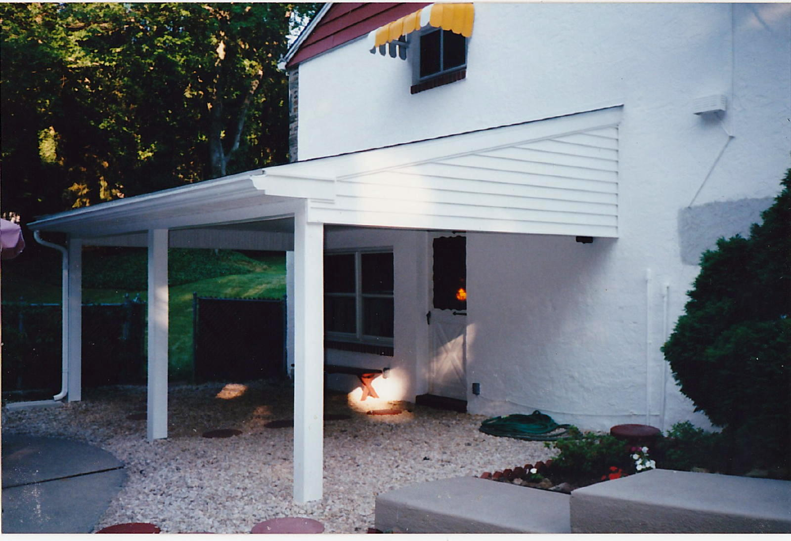 Roof Over Patio Amp Img Jpg What Would You Call A Roof Over