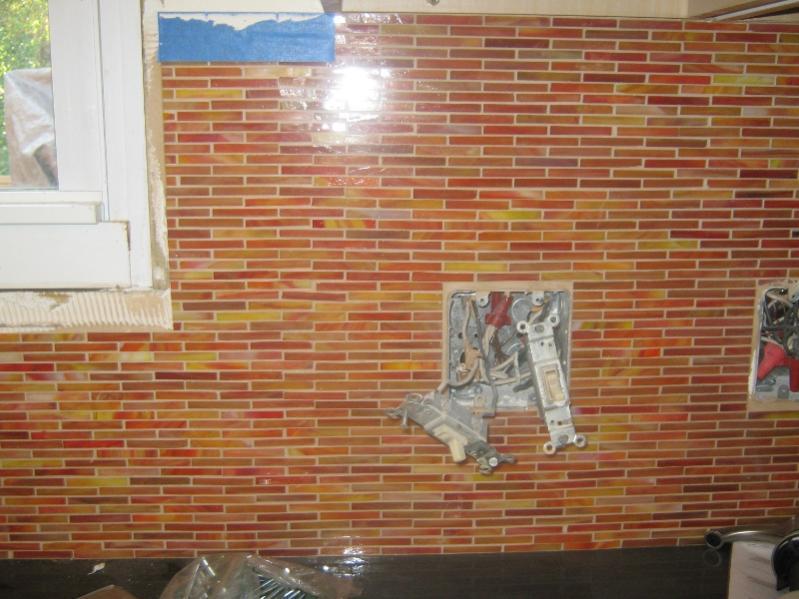 Tiling Kitchen Backsplash Over Drywall