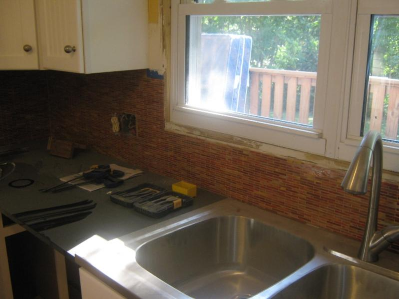 kitchen backsplash over drywall home remodeling and
