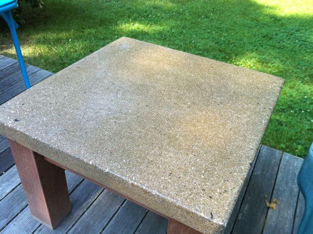 Concrete Countertop Mix : Anyone here doing concrete counter tops kitchens baths