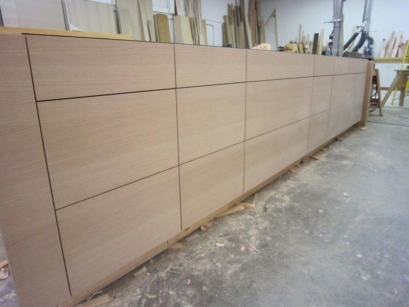 Superior Rift White Oak Cabinetry