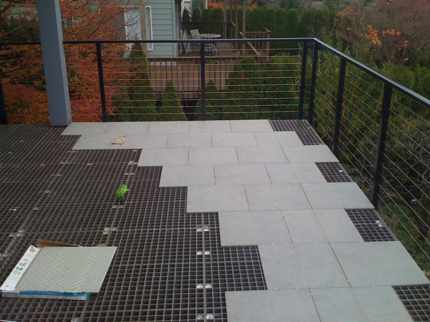 Brick Decks - Page 2 - Decks & Fencing - Contractor Talk