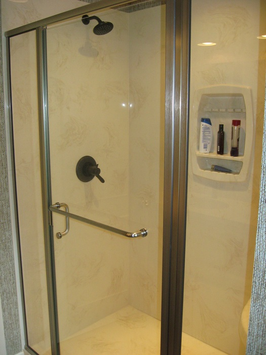 Tub To Shower Base - Kitchens & Baths - Contractor Talk