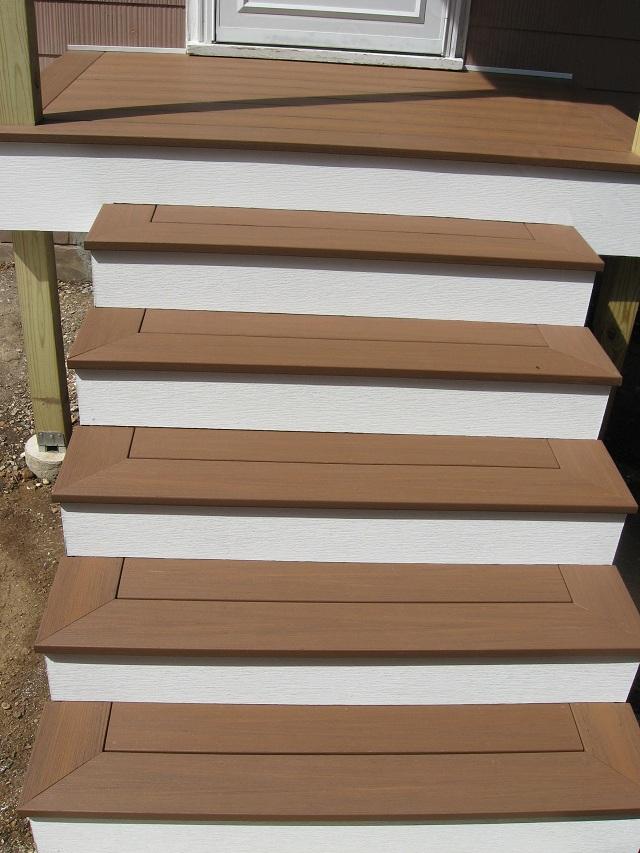 A Trex Deck Decks Fencing Contractor Talk