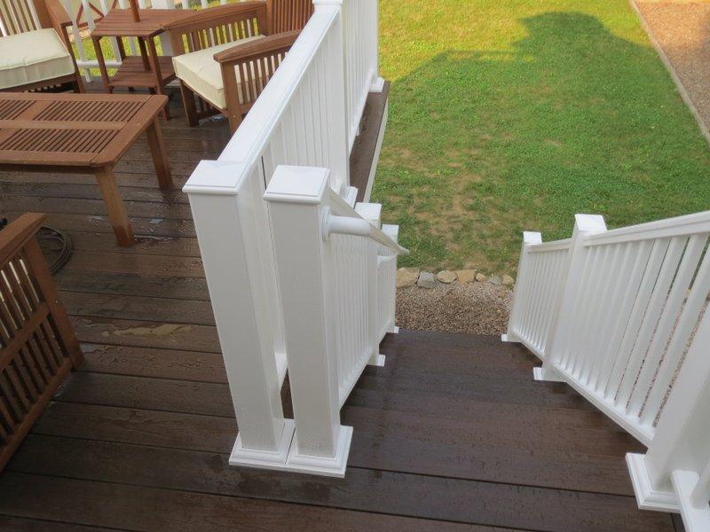 First Fiberon Deck - Decks & Fencing - Contractor Talk
