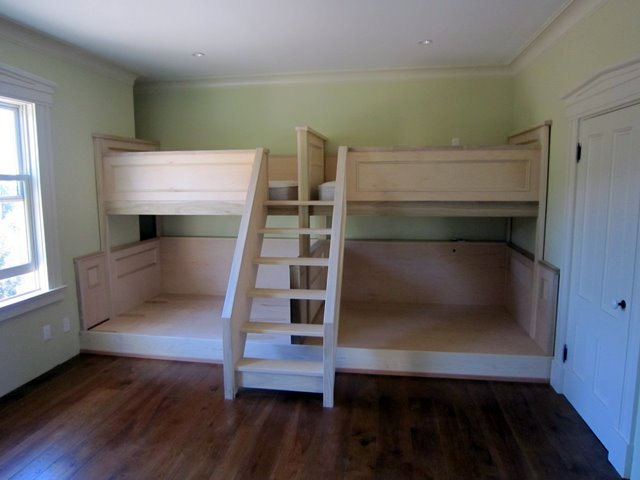 Pair Of Quad Bunk Beds Page 4 Finish Carpentry