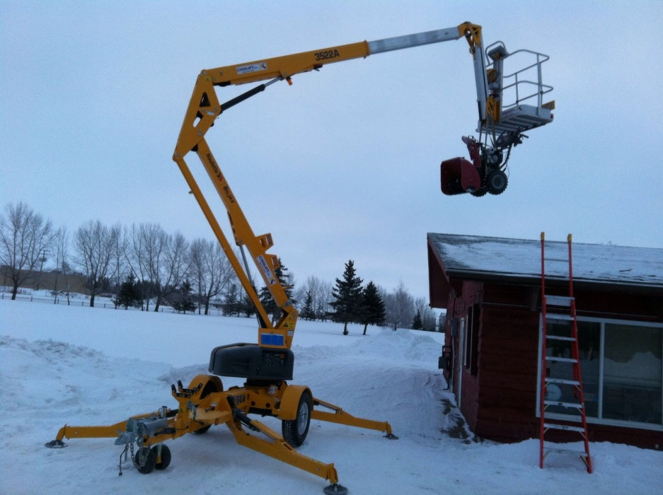 Which Towable Boom Lift Do You Like Best Page 2 Tools
