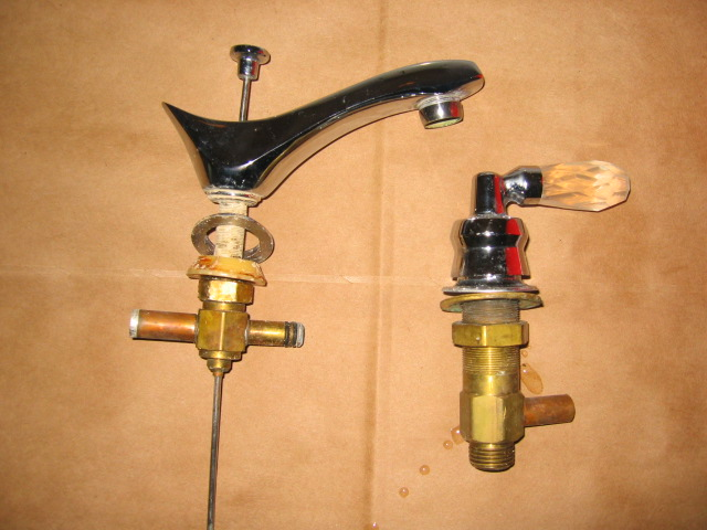 Old Kohler Faucet Parts Plumbing Contractor Talk