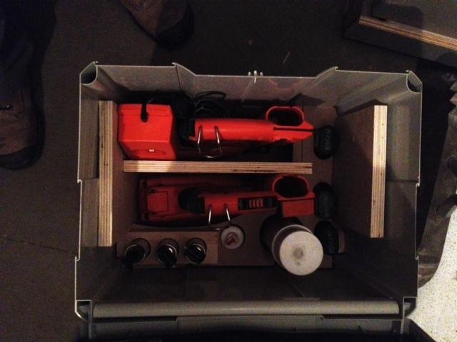 My Paslode Gun Case Tools Amp Equipment Contractor Talk