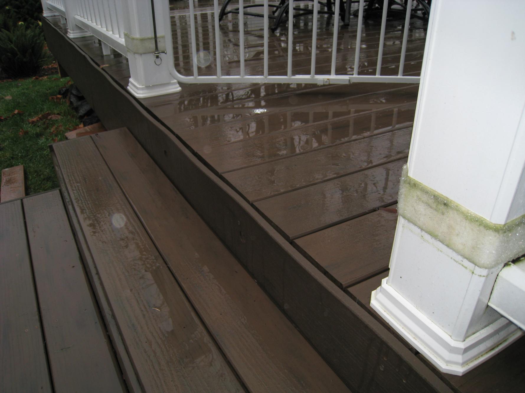 Best Method For Installing TimberTech Earthwood Fascia Decks