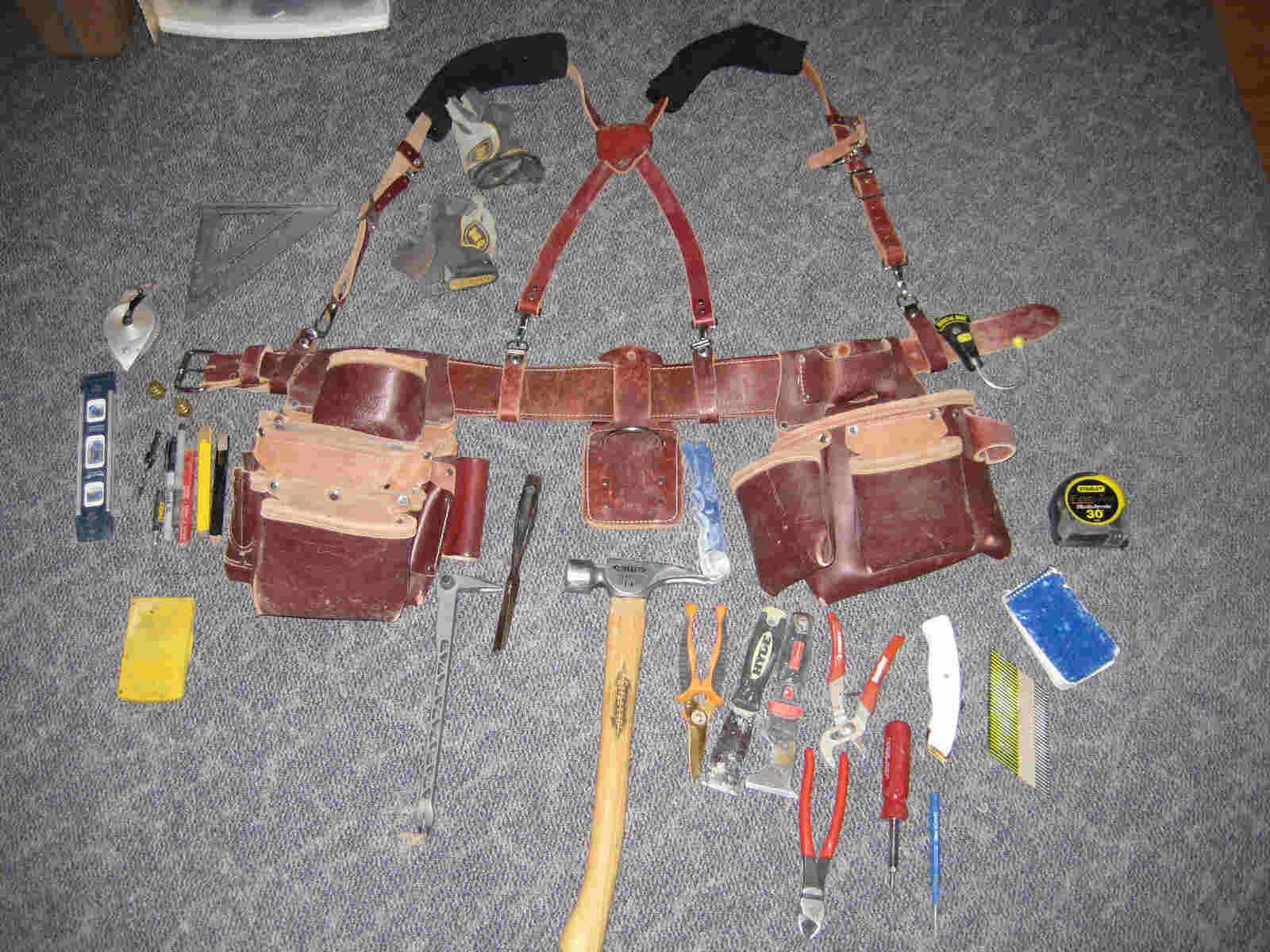 Tool Pouches Page 3 Framing Contractor Talk