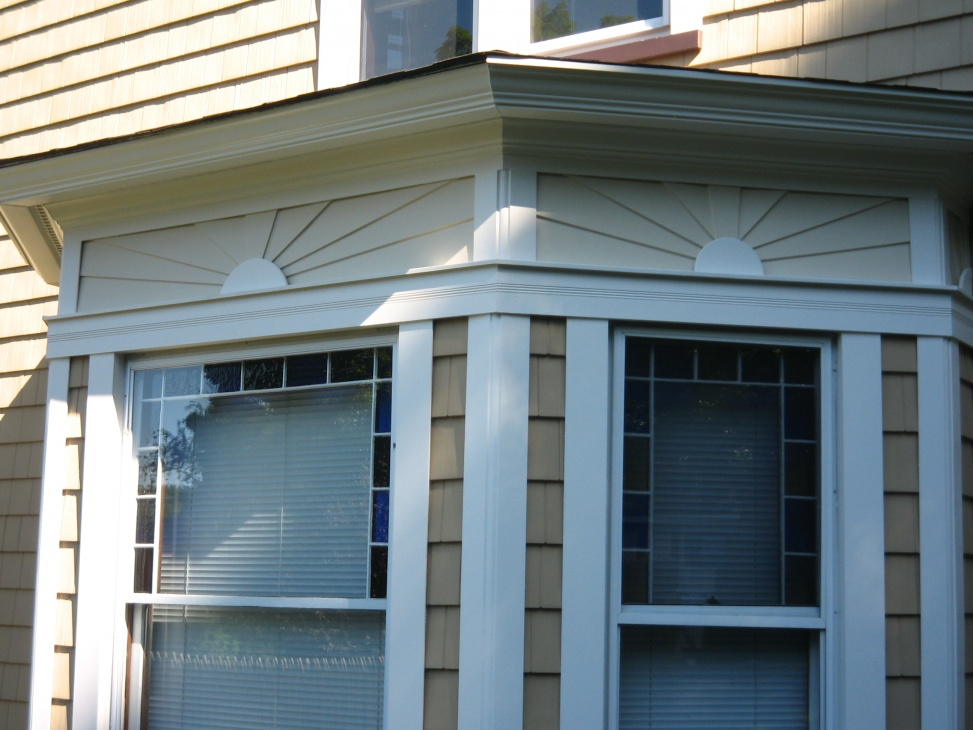 Kleer Pvc For Bay Window Windows Siding And Doors