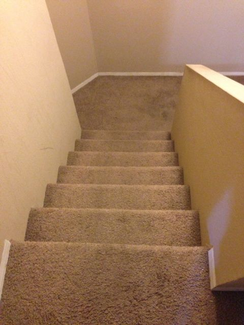 Allure Vinyl Plank Glue Down Staircase Nose Edge Advice ...