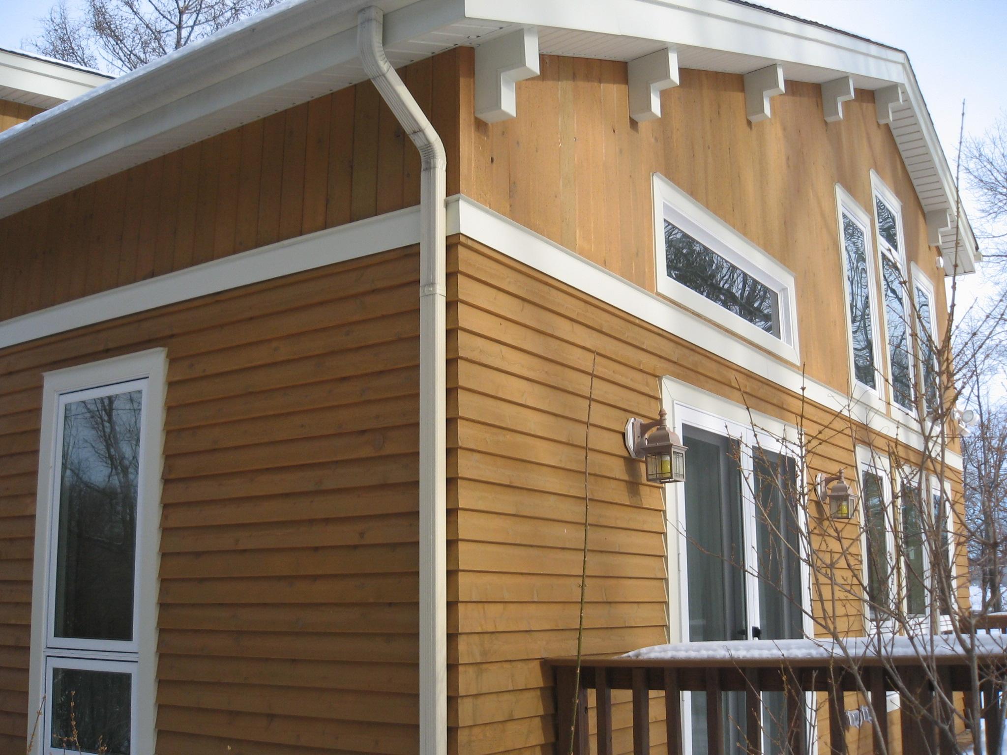 Bevelled Siding Divider Angle Windows Siding And Doors