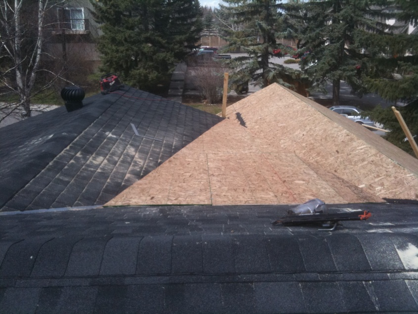 Tying A Patio Roof Into Existing House Page 2
