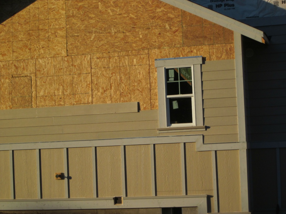 No house wrap under hardiplank when why windows - Exterior house insulation under siding ...