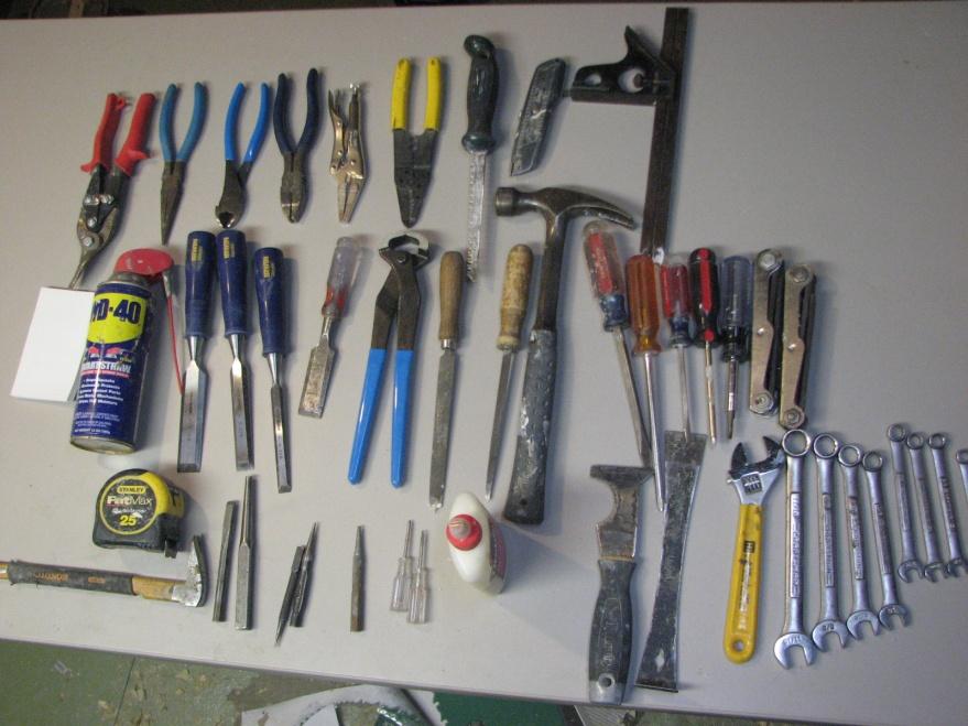 hand tool storage-img_1299.jpg & Hand Tool Storage - Page 2 - Tools u0026 Equipment - Contractor Talk