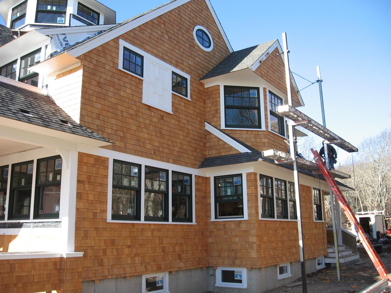 What Grade Cedar Shakes Windows Siding And Doors