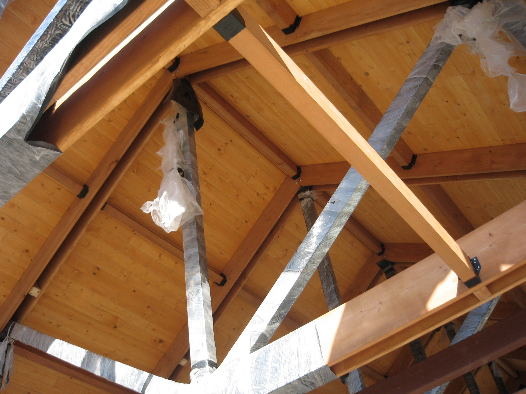 roof deck 2x6 or 1x6 t g framing contractor talk