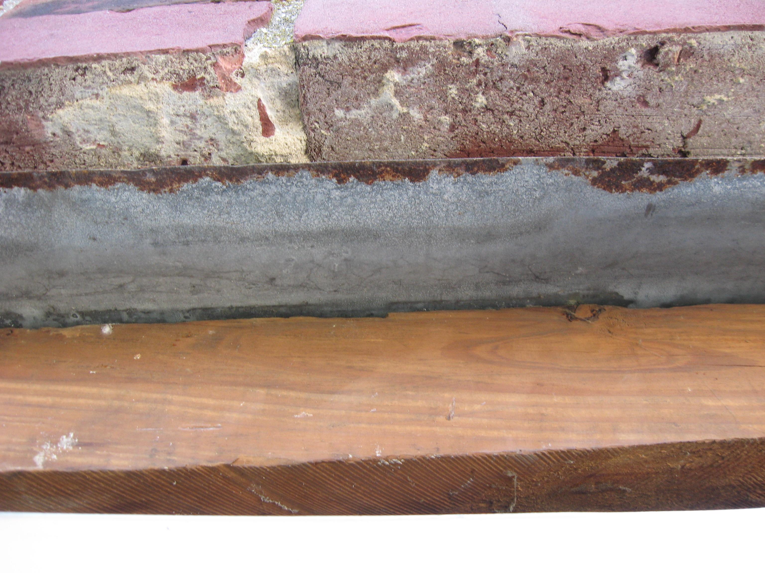 Rust Jacked Lintel - Masonry - Contractor Talk