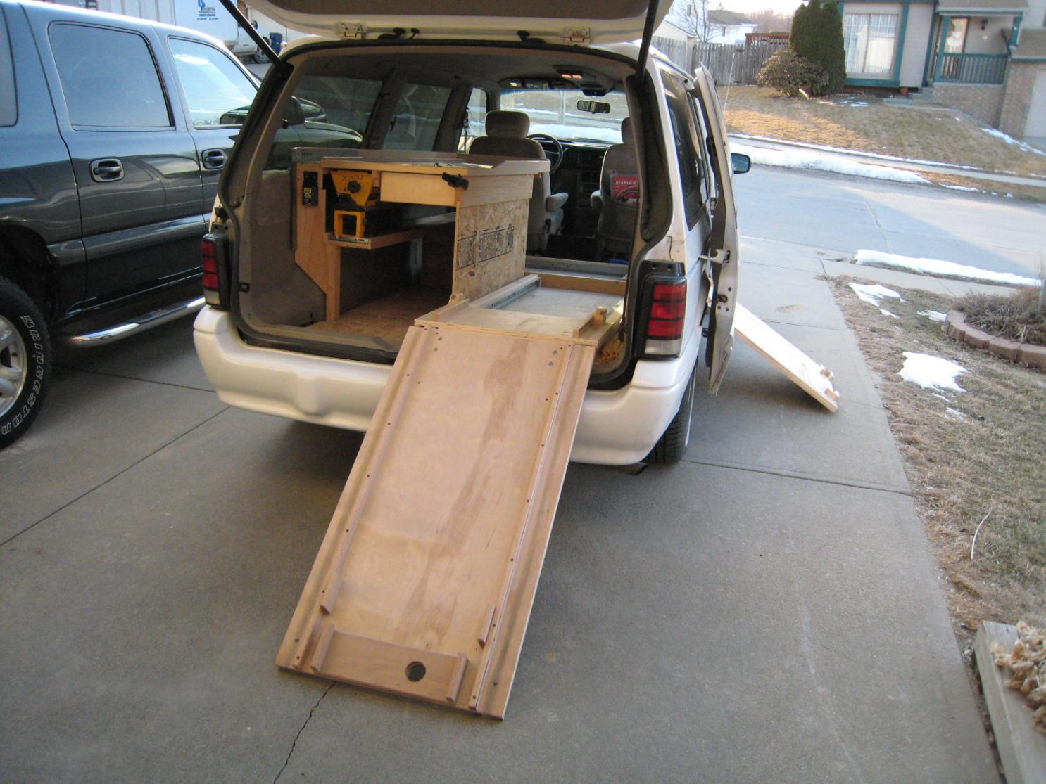 My Quot Trailer Quot Finish Carpentry Contractor Talk