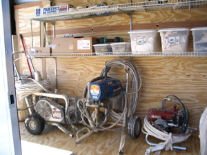 Cargo Trailer Ideas - Painting & Finish Work - Contractor Talk