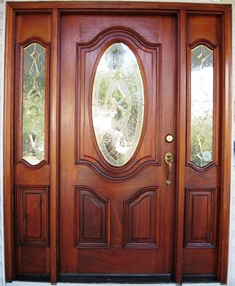 Refinishing Exterior Wood Door General Discussion