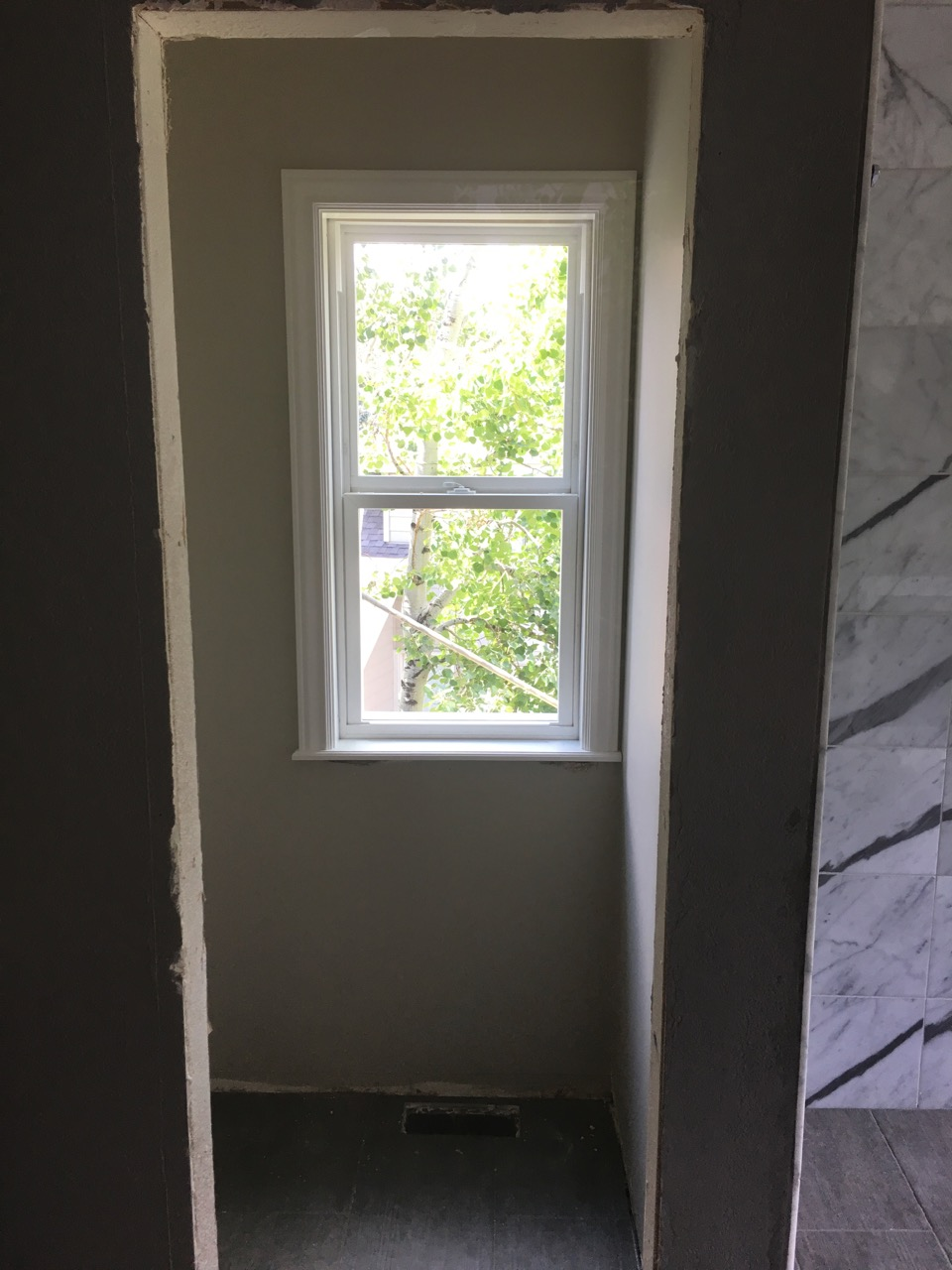 Looking For Narrow Vinyl Frame Windows More Glass Less