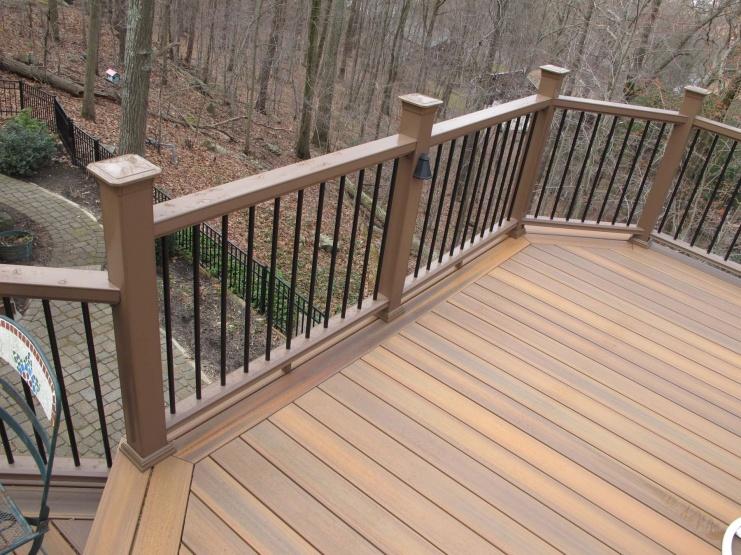 Fiberon Horizons Railing Decks Fencing Contractor Talk