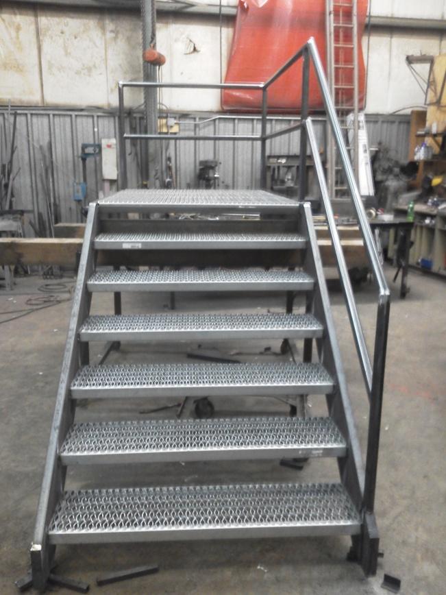 1/2 story steel fire escape stair-img_20130125_102259.jpg