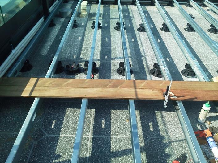 4x4 Sleeper Deck Decks Amp Fencing Contractor Talk