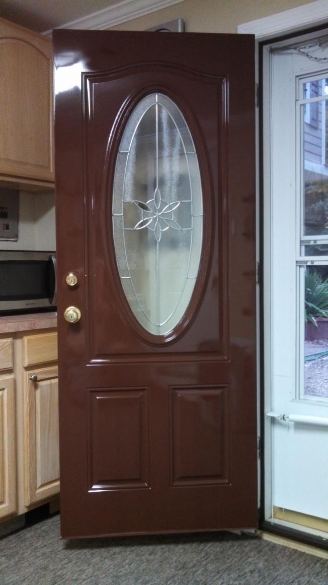 Steel Entry Door Windows Siding And Doors Contractor Talk