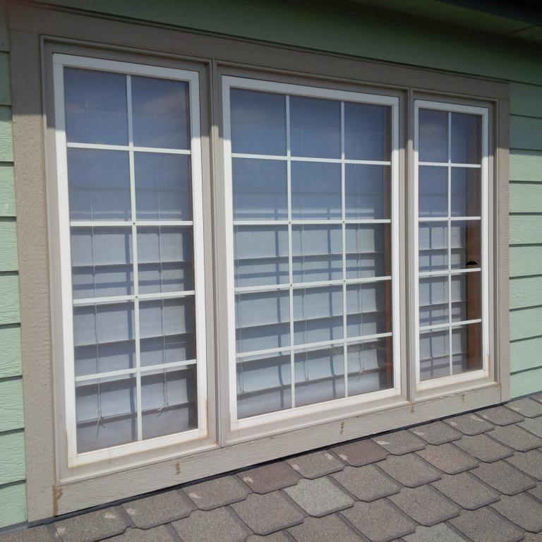 Hurd Windows Where Are The Weep Holes Windows Siding