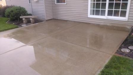 - Removing Paint On Concrete Patio - Sandblasting - Contractor Talk