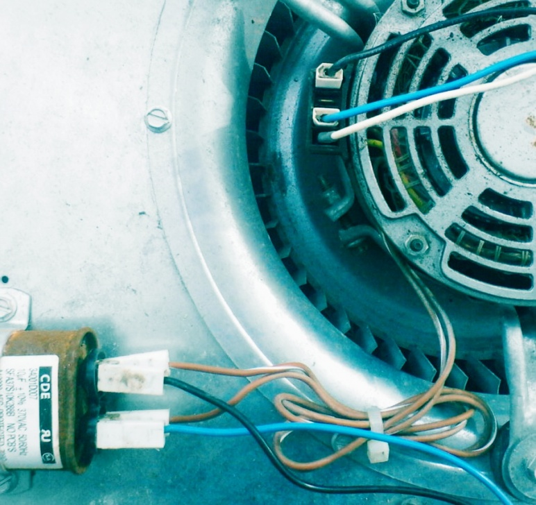 Wiring Squirrel Cage Fan     HVAC     Contractor Talk