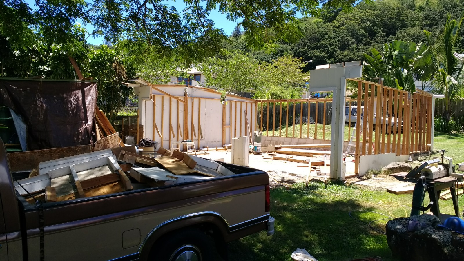 Framing Lookouts On With I Joists Framing Contractor Talk