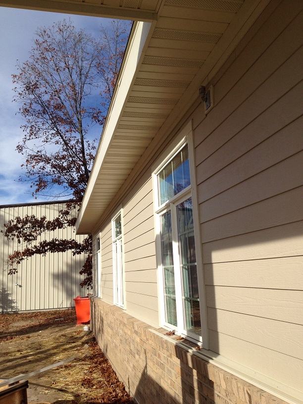 Fiber Cement Fascia Aluminum Soffit Windows Siding