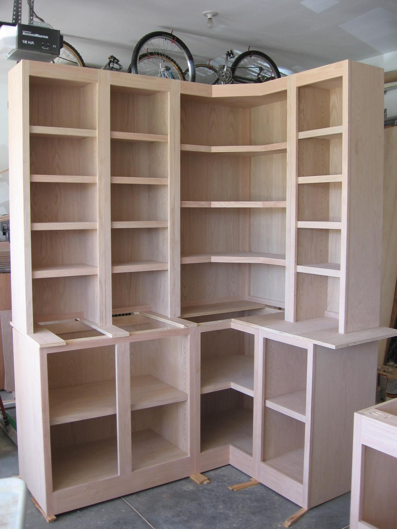 Amazing  Wood Bookcase Traditional Bookcases Cabinets And Computer Armoires