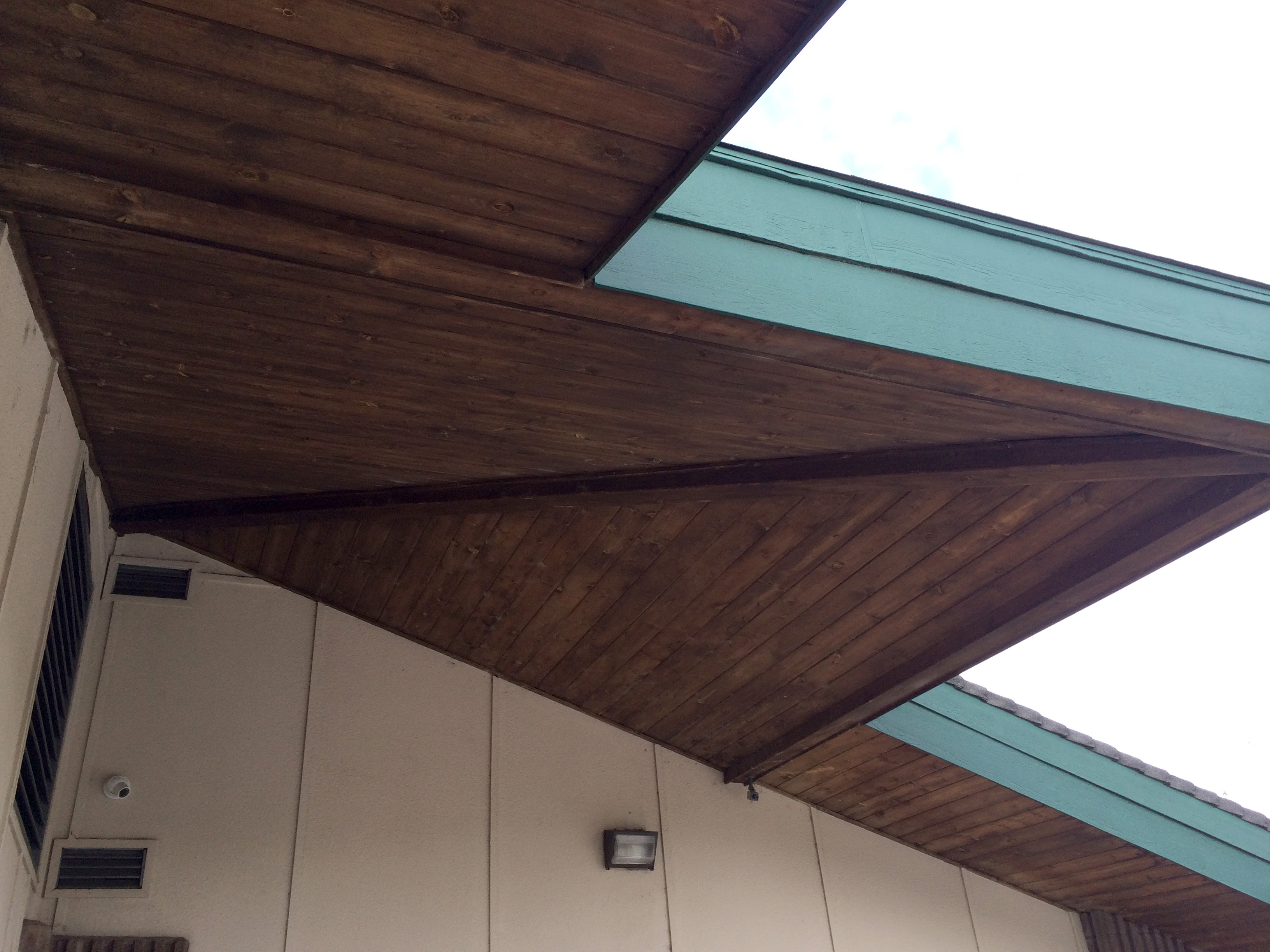 Marvelous Patio Ceiling Material