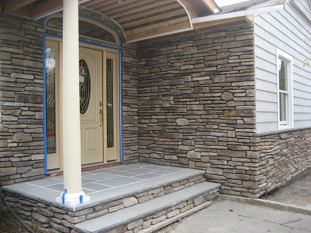 Manufactured Stone Or Veneer Suggestions Masonry