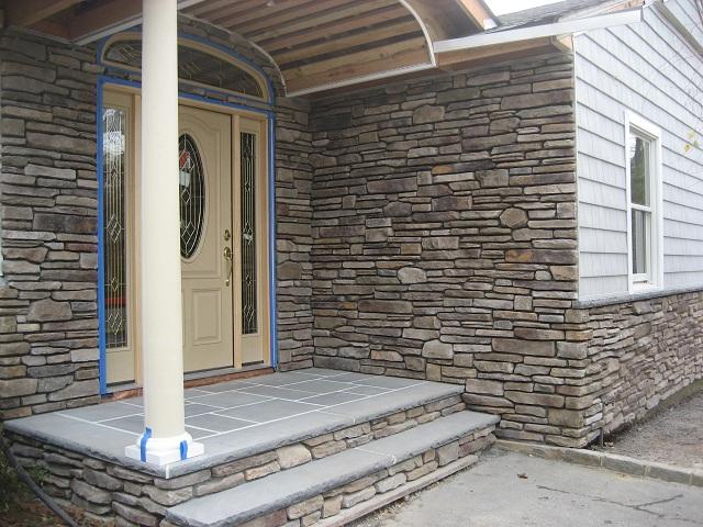Manufactured Stone Or Veneer Suggestions Masonry