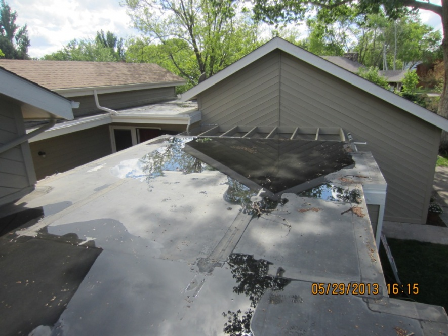 More Flat Roof Hell Roofing Contractor Talk