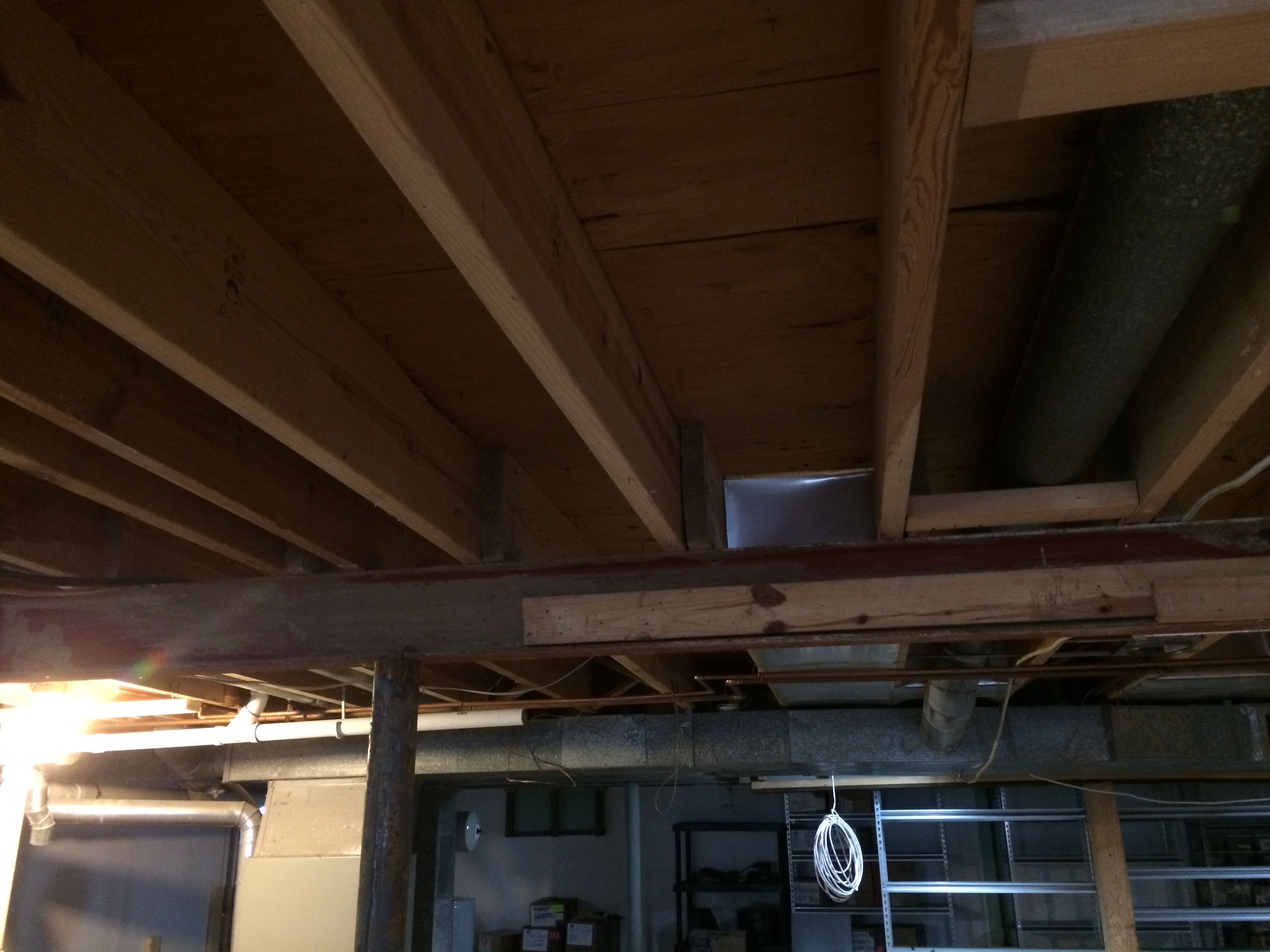 Moving Bat Stairs Carpentry Contractor Talk