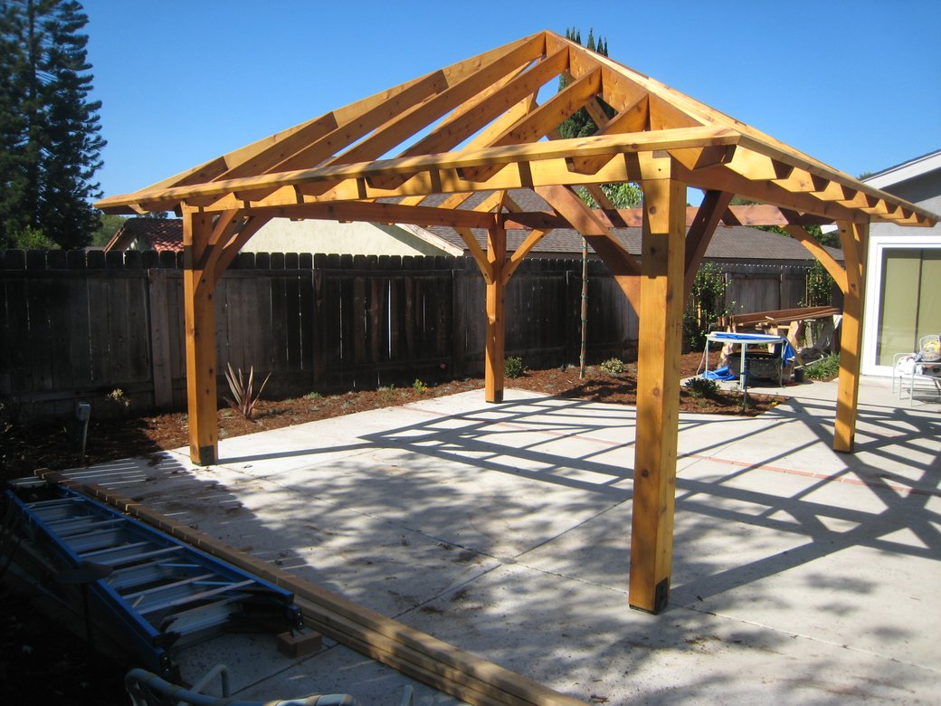 Sheathing Angles Hip Roof