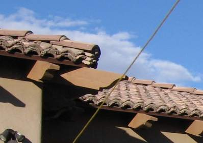 Notching Corbels For A Rain Gutter Contractor Talk Professional Construction And Remodeling Forum