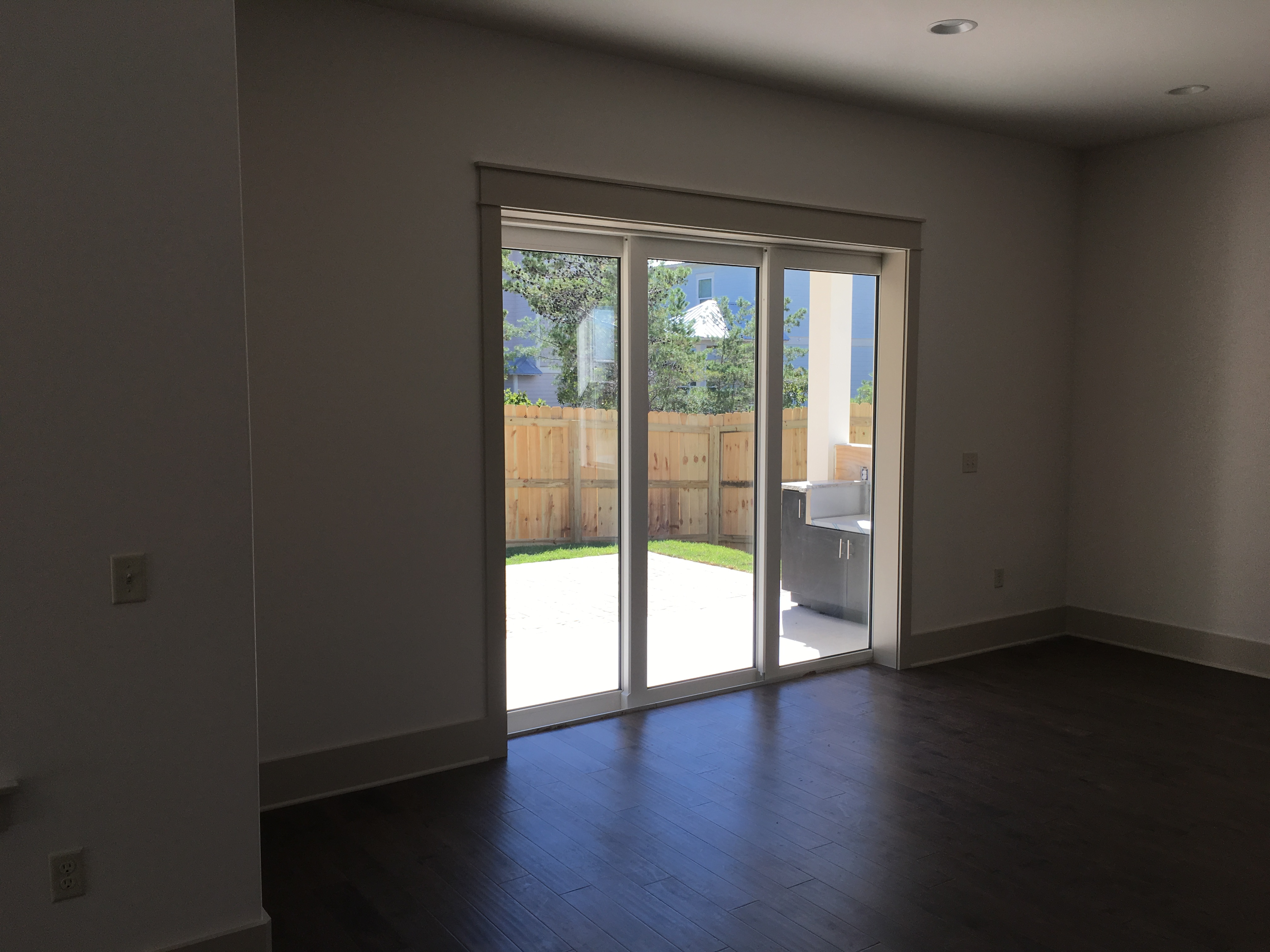 3 Panel Sliding Doors Windows Siding And Doors Contractor Talk