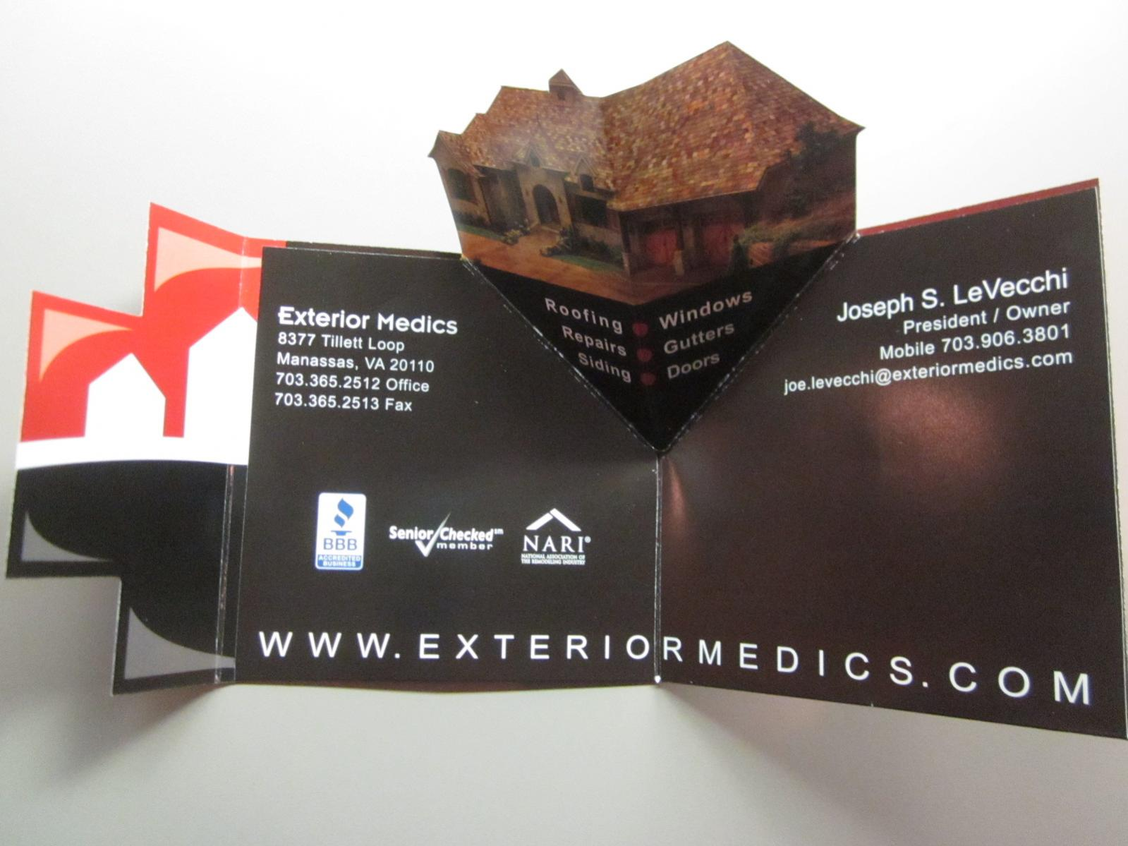 Roofing Business Cards - Home Design Ideas and Pictures