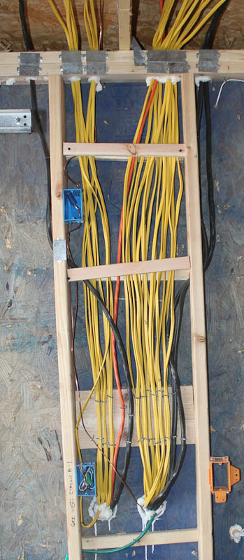 Combination Panel Install Electrical Contractor Talk