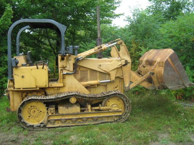 Track Loader Cat Or Case? - Excavation & Site Work