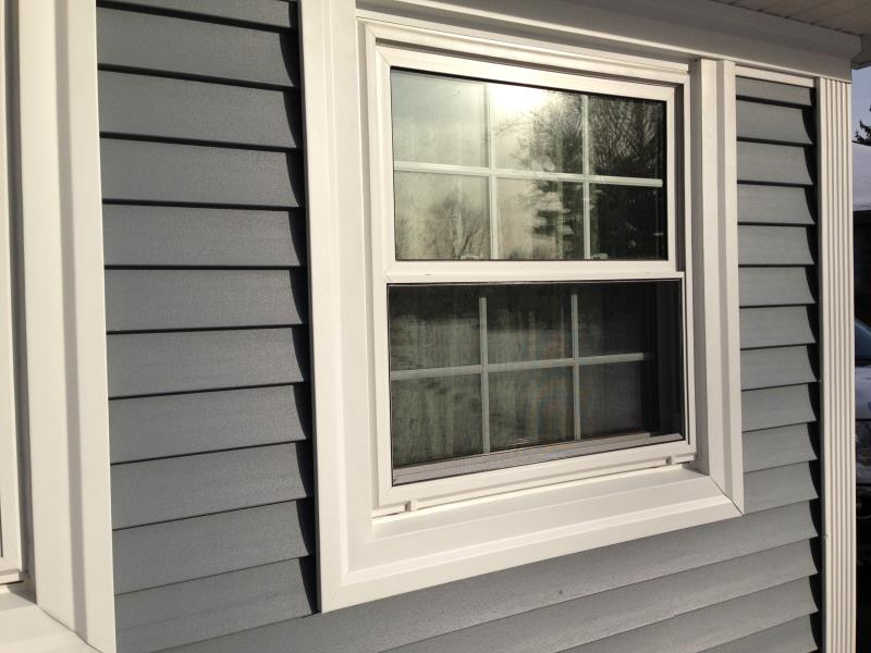 Caulking Vinyl Siding Around Windows Round Designs